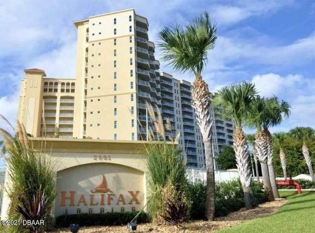 2801 S Ridgewood Avenue #405, South Daytona, FL 32119 (MLS #1082746) :: NextHome At The Beach