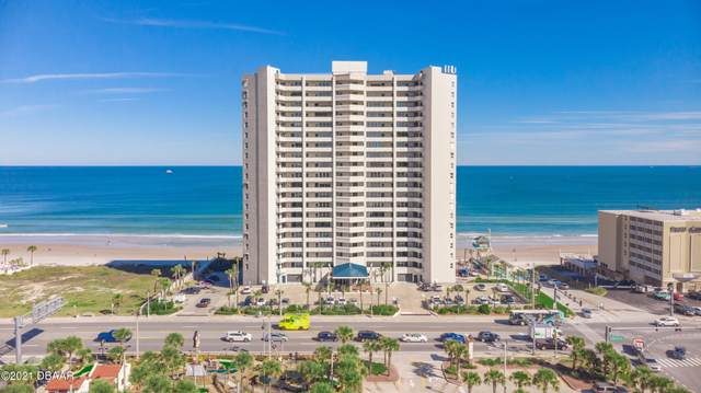 3425 S Atlantic Avenue #605, Daytona Beach Shores, FL 32118 (MLS #1082750) :: NextHome At The Beach