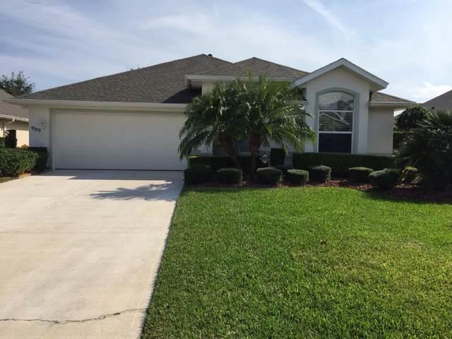 909 Brookridge Lane, Ormond Beach, FL 32174 (MLS #1082758) :: NextHome At The Beach