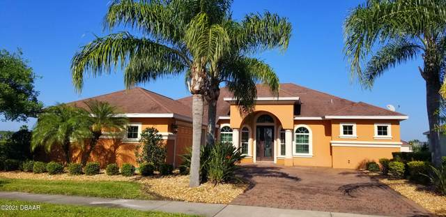 557 Luna Bella Lane, New Smyrna Beach, FL 32168 (MLS #1082782) :: NextHome At The Beach