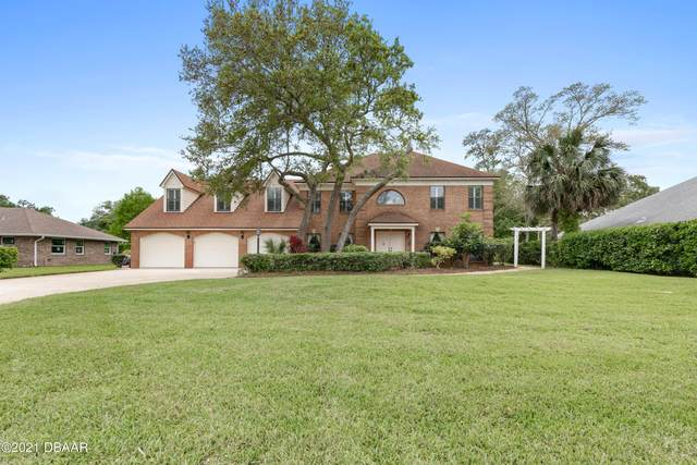 23 Lake Vista Way, Ormond Beach, FL 32174 (MLS #1082791) :: Florida Life Real Estate Group