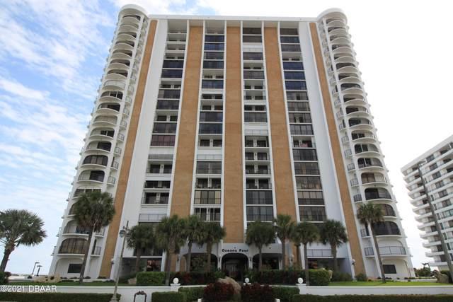 3003 S Atlantic Avenue 12B4, Daytona Beach Shores, FL 32118 (MLS #1082799) :: NextHome At The Beach