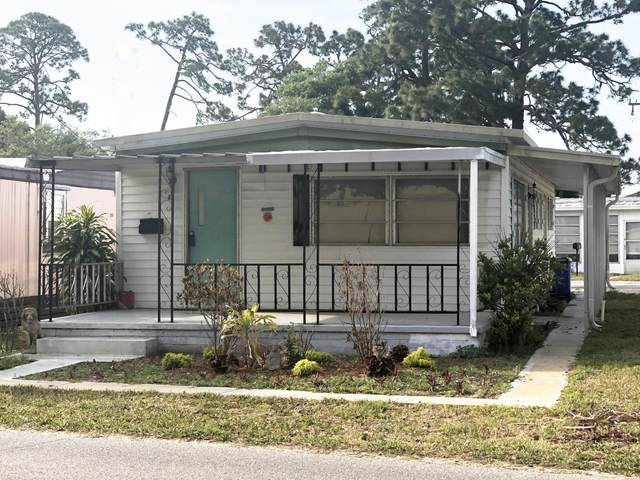 2201 S Ridgewood Avenue 1A, Edgewater, FL 32141 (MLS #1082809) :: Cook Group Luxury Real Estate