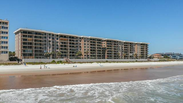 4445 S Atlantic Avenue #603, Ponce Inlet, FL 32127 (MLS #1082815) :: NextHome At The Beach