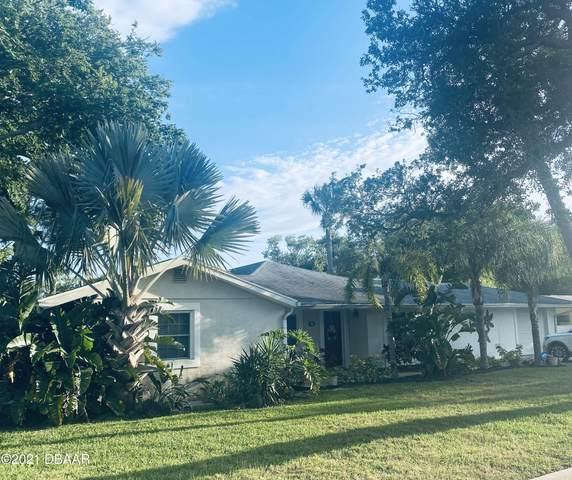 50 Benjamin Drive, Ormond Beach, FL 32176 (MLS #1082827) :: NextHome At The Beach