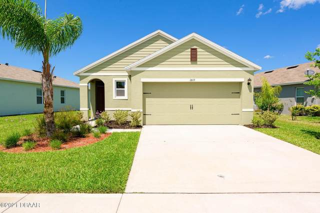 2819 Blue Shores Way, New Smyrna Beach, FL 32168 (MLS #1082828) :: NextHome At The Beach