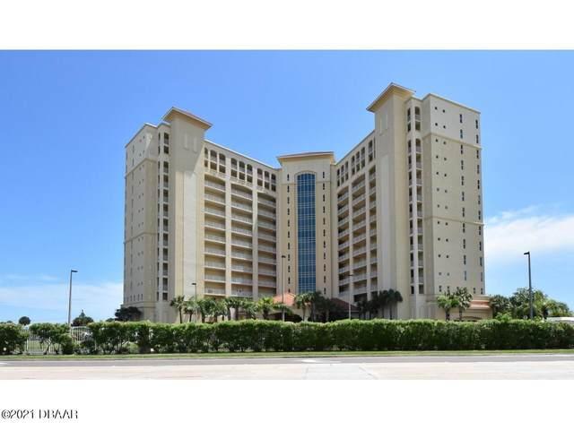 2801 S Ridgewood Avenue #603, South Daytona, FL 32119 (MLS #1082832) :: NextHome At The Beach