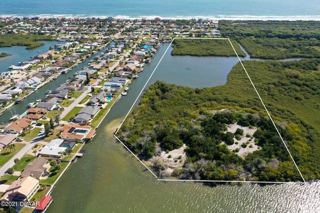 0 S Peninsula Drive, Ponce Inlet, FL 32127 (MLS #1082853) :: NextHome At The Beach