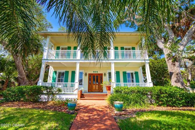 504 N Riverside Drive, New Smyrna Beach, FL 32168 (MLS #1082855) :: NextHome At The Beach
