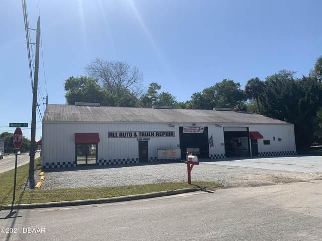 100 Whetzel Street, Edgewater, FL 32132 (MLS #1082873) :: NextHome At The Beach II
