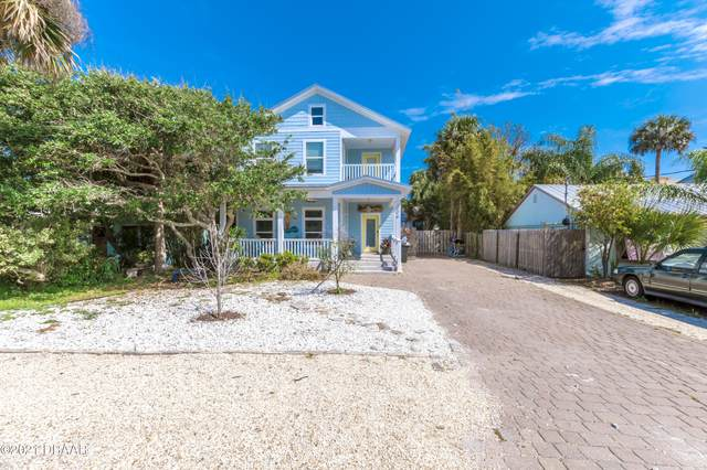 306 Due East Street, New Smyrna Beach, FL 32169 (MLS #1082891) :: Cook Group Luxury Real Estate