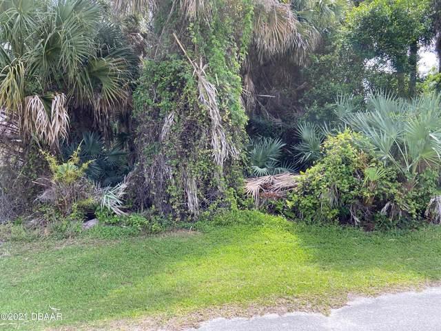 7 Palm Drive, New Smyrna Beach, FL 32169 (MLS #1082923) :: Florida Life Real Estate Group