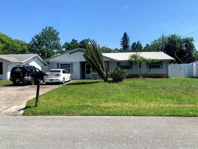 565 Gertrude Lane, South Daytona, FL 32119 (MLS #1083002) :: Cook Group Luxury Real Estate