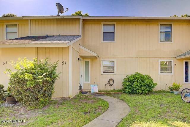51 Tomoka Meadows Boulevard, Ormond Beach, FL 32174 (MLS #1083042) :: NextHome At The Beach