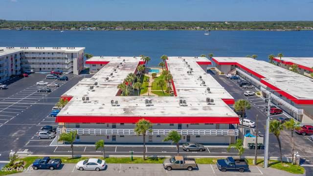 2801 N Halifax Avenue #134, Daytona Beach, FL 32118 (MLS #1083059) :: Florida Life Real Estate Group