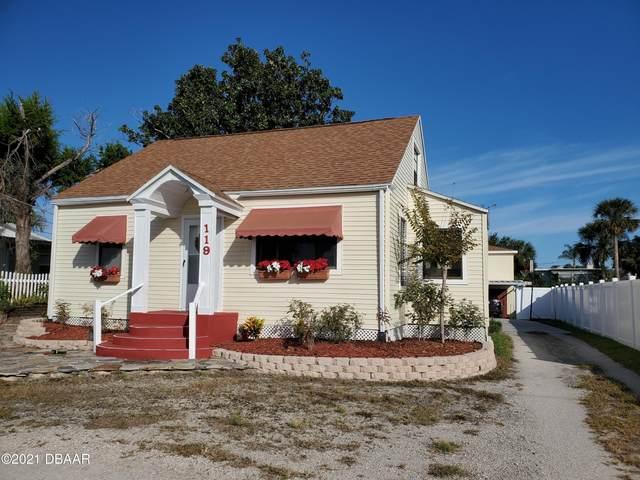 119 Harrison Road, Daytona Beach, FL 32118 (MLS #1083096) :: Cook Group Luxury Real Estate