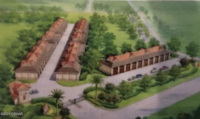 1245 Canal Street 1F, New Smyrna Beach, FL 32168 (MLS #1083151) :: Florida Life Real Estate Group