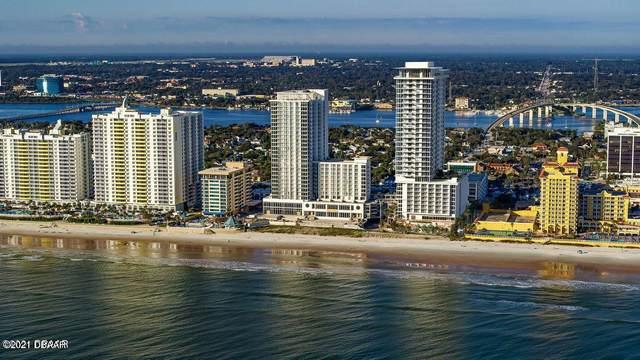 500 N Atlantic Avenue 26-D, Daytona Beach, FL 32118 (MLS #1083214) :: Cook Group Luxury Real Estate