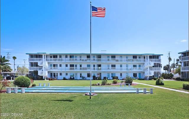 3013 N Halifax Avenue #37, Daytona Beach, FL 32118 (MLS #1083228) :: Florida Life Real Estate Group