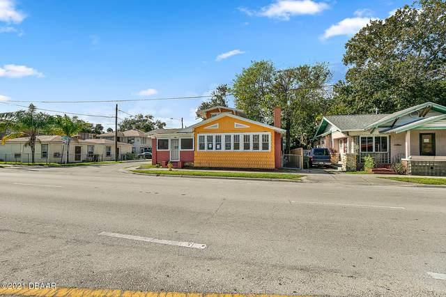 550 N Ridgewood Avenue, Daytona Beach, FL 32114 (MLS #1083340) :: NextHome At The Beach
