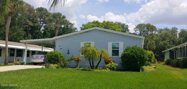 802 Starboard Avenue, Edgewater, FL 32141 (MLS #1083389) :: Florida Life Real Estate Group