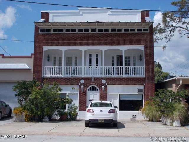 204 Magnolia Street, New Smyrna Beach, FL 32168 (MLS #1083407) :: Florida Life Real Estate Group