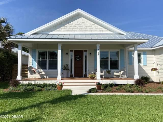 216 Desoto Drive, New Smyrna Beach, FL 32169 (MLS #1083426) :: NextHome At The Beach