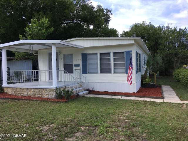 1283 Sparton Avenue, Port Orange, FL 32127 (MLS #1083450) :: Florida Life Real Estate Group