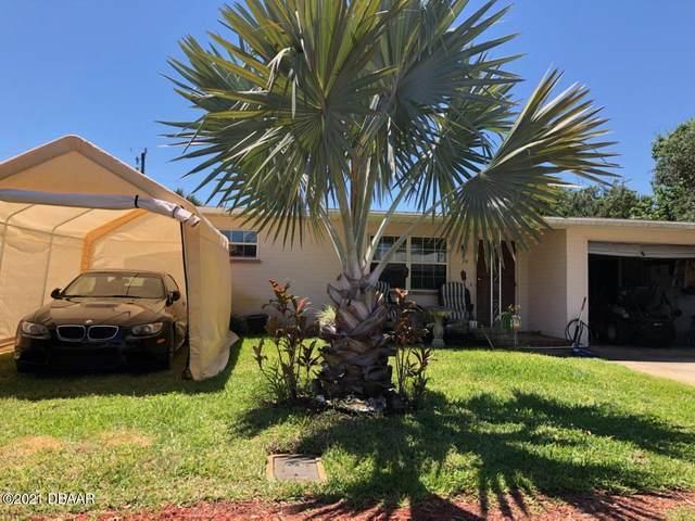 116 Benjamin Drive, Ormond Beach, FL 32176 (MLS #1083462) :: NextHome At The Beach