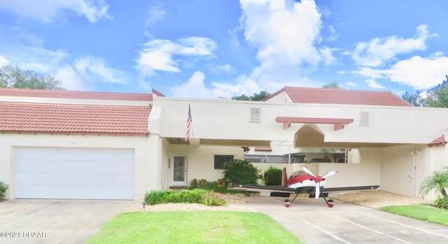2546 Taxiway Delta, Port Orange, FL 32128 (MLS #1083486) :: Memory Hopkins Real Estate