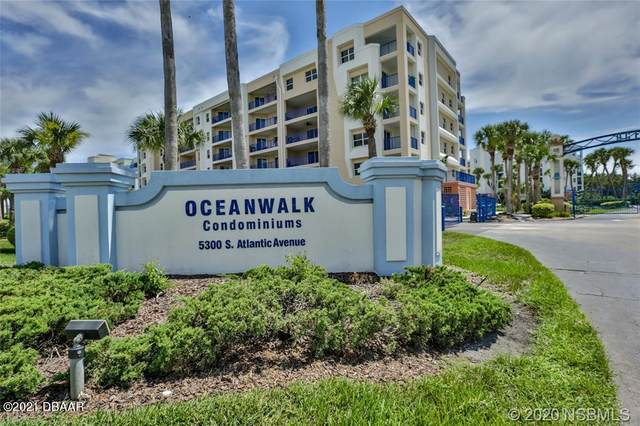 5300 S Atlantic Avenue #10206, New Smyrna Beach, FL 32169 (MLS #1083489) :: Florida Life Real Estate Group