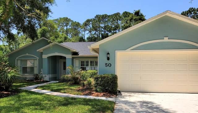 50 Caladium Drive, Ormond Beach, FL 32174 (MLS #1083549) :: Memory Hopkins Real Estate