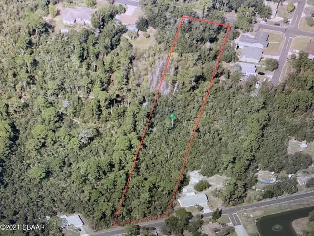 0 Arlington Avenue, New Smyrna Beach, FL 32168 (MLS #1083560) :: Memory Hopkins Real Estate