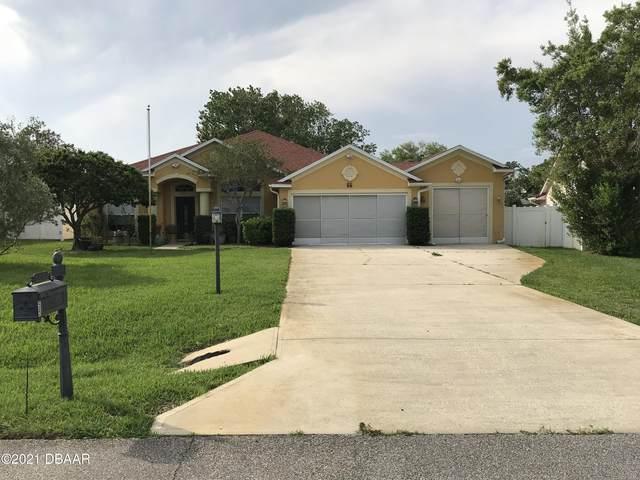 55 Fortune Lane, Palm Coast, FL 32137 (MLS #1083561) :: Memory Hopkins Real Estate
