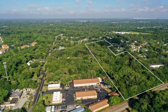 827 Railroad Street, Port Orange, FL 32129 (MLS #1083572) :: Memory Hopkins Real Estate