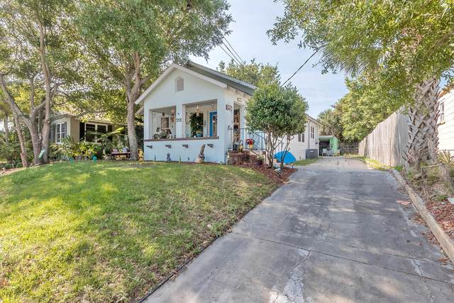 318 Braddock Avenue, Daytona Beach, FL 32118 (MLS #1083603) :: Memory Hopkins Real Estate