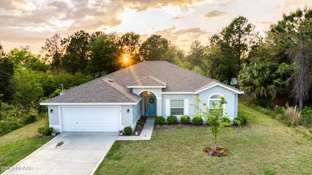 19 Luther Drive, Palm Coast, FL 32137 (MLS #1083616) :: Memory Hopkins Real Estate