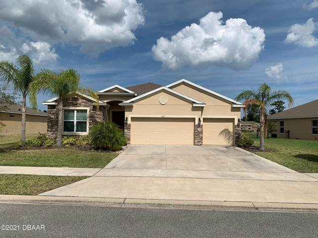225 River Vale Lane, Ormond Beach, FL 32174 (MLS #1083623) :: Memory Hopkins Real Estate