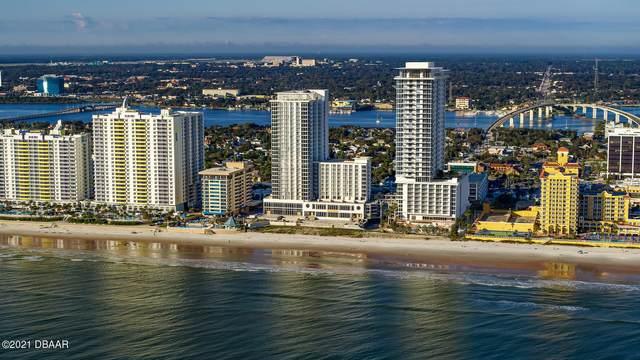 500 N Atlantic Avenue 19-D, Daytona Beach, FL 32118 (MLS #1083624) :: Memory Hopkins Real Estate