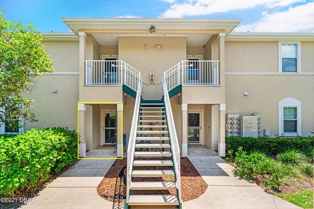 830 Airport Road #307, Port Orange, FL 32128 (MLS #1083628) :: Memory Hopkins Real Estate