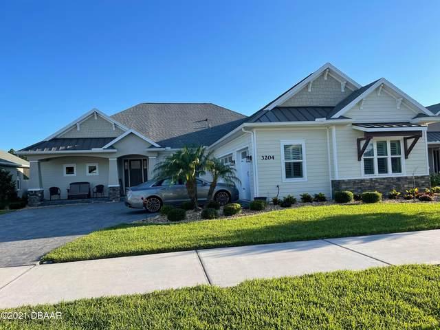 3204 Medici Boulevard, New Smyrna Beach, FL 32168 (MLS #1083635) :: Memory Hopkins Real Estate