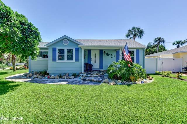 607 N Peninsula Avenue, New Smyrna Beach, FL 32169 (MLS #1083651) :: Cook Group Luxury Real Estate