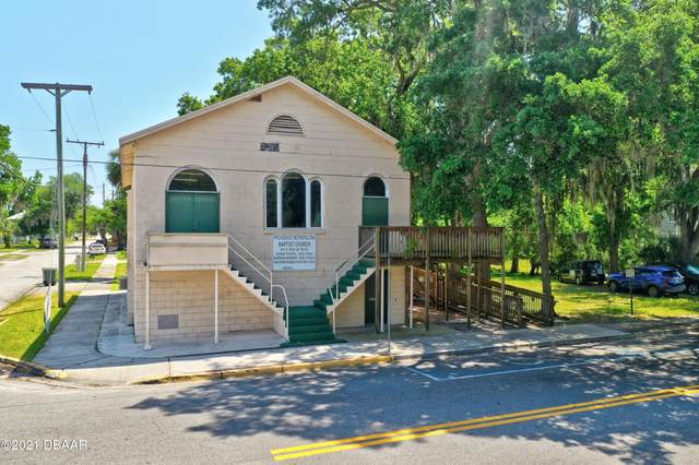 401 S Martin Luther King Boulevard, Daytona Beach, FL 32114 (MLS #1083652) :: NextHome At The Beach