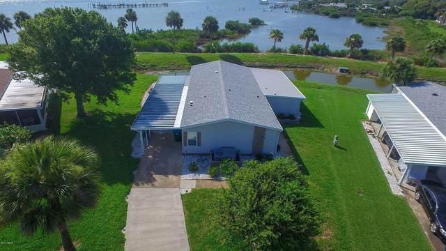 251 Golden Bay Boulevard, Oak Hill, FL 32759 (MLS #1083684) :: NextHome At The Beach