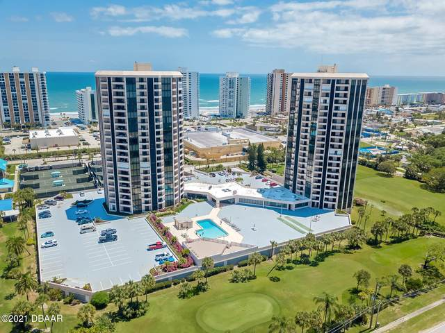 1 Oceans West Boulevard 7A2, Daytona Beach Shores, FL 32118 (MLS #1083703) :: Florida Life Real Estate Group