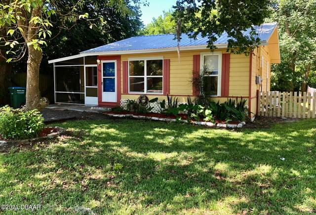 608 Bay Avenue, Holly Hill, FL 32117 (MLS #1083730) :: Cook Group Luxury Real Estate