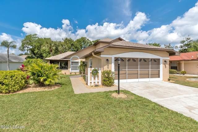 4606 Barnacle Drive, Port Orange, FL 32127 (MLS #1083733) :: Cook Group Luxury Real Estate