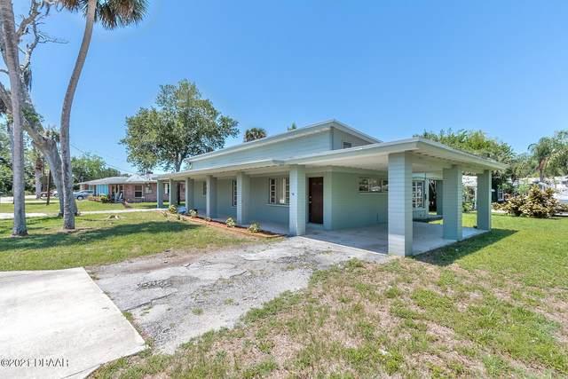 60 E Bayshore Drive, Port Orange, FL 32127 (MLS #1083757) :: Florida Life Real Estate Group