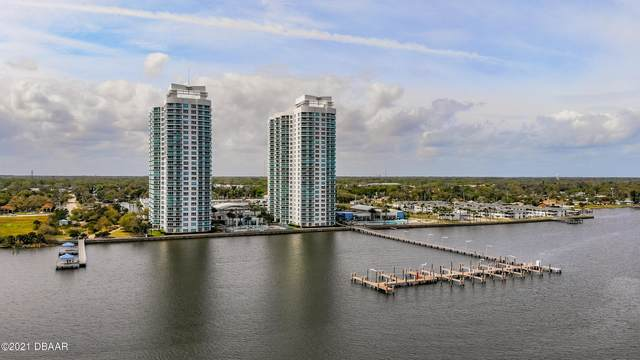 231 Riverside Drive 105-1, Holly Hill, FL 32117 (MLS #1083798) :: NextHome At The Beach