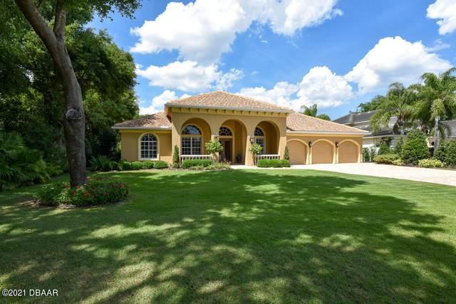 6095 Oxbow Bend Lane, Port Orange, FL 32128 (MLS #1083805) :: Cook Group Luxury Real Estate